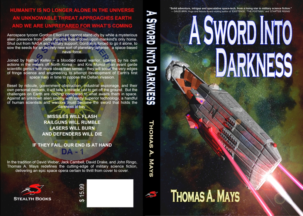 A Sword Into Darkness - Novel and Gallery (1/6)