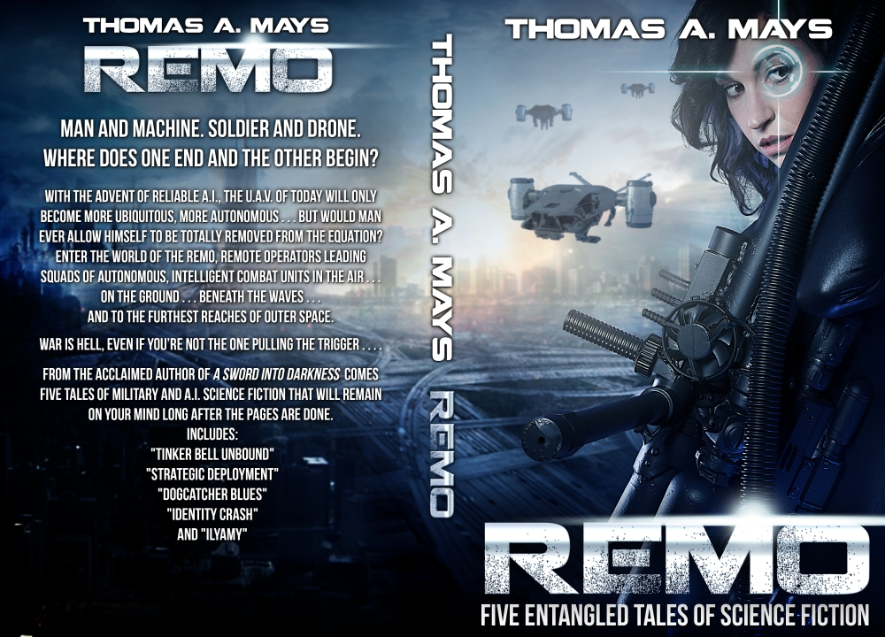 REMO:  A Military and AI Science Fiction Anthology (1/5)
