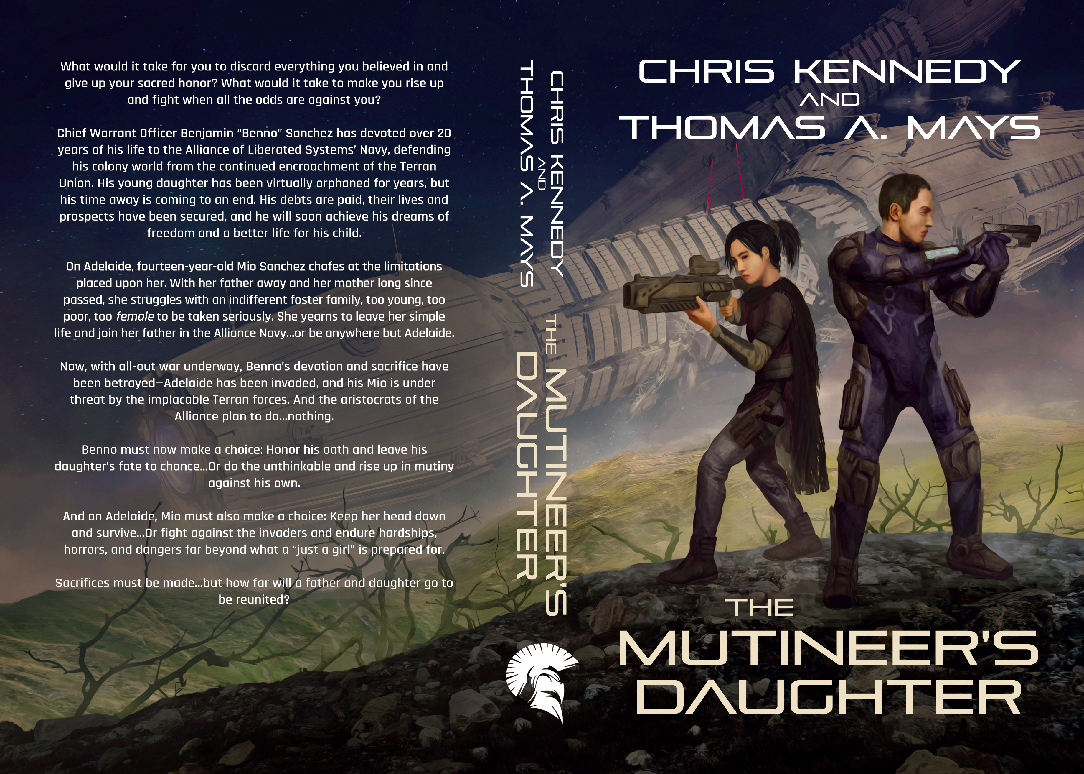 The Mutineer's Daughter – Novel & Gallery | The Improbable ...