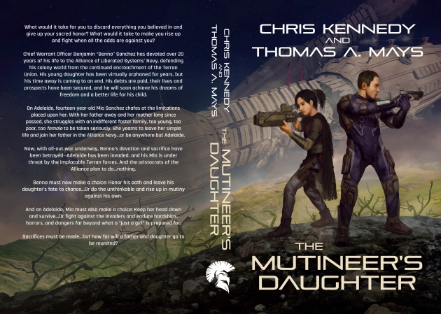 Mutineers Daughter Print Cover